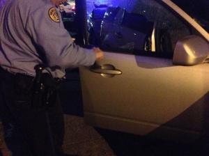 Fingerprinting the Car