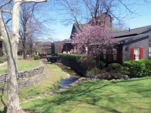 Beautiful Maker's Mark Distillery