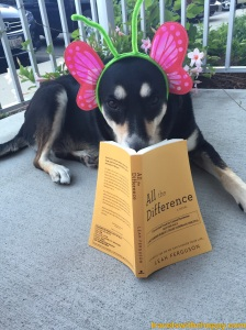 Choppy gives this book four paws up.