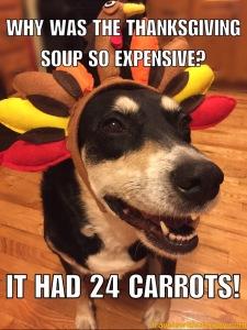 24 carrots