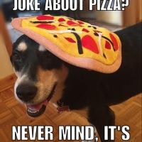 Bad Jokes: Pizza Edition