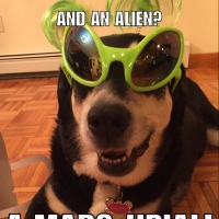 Corny Dog Jokes: Alien Edition