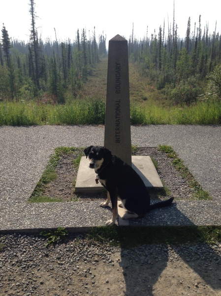 Canada - Alaska Border