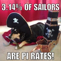 Howlidays: Arr-gust is International Pirate Month