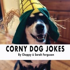 Corny Dog Jokes Cover