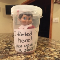 Elf on the Shelf: Stinky Elf