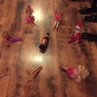 Elf on the Shelf: Spin the Bottle