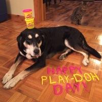 Howlidays: Play-Doh Day