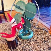 Elf on the Shelf: Imposter Elf