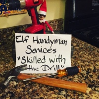 Elf on the Shelf: Handyman