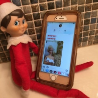 Elf on the Shelf: Send Nudes